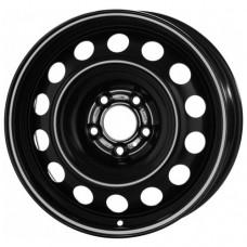 Диски 5.5J14 ET43 D60.1 Magnetto Renault (4x100) Black, арт.14000 AM