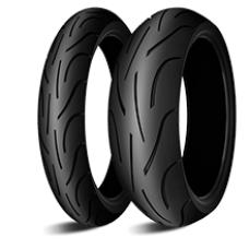 190/55 R17 Б/К Michelin Pilot Power Rear 75W