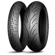 190/55 R17 Б/К Michelin Pilot Road 4 Rear 75W